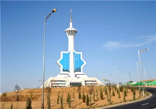 برج رادیو تلویزیونی اوغوزخان – ترکمنستان