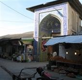 بازار قدیمی گرگان گلستان