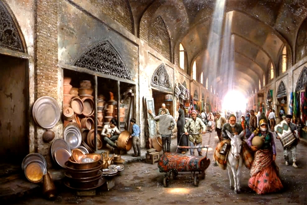 بازارهای قدیمی ایران