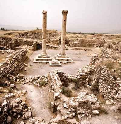 شهر تاریخی بیشابور فارس
