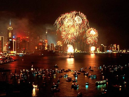 شهر هنگ کنگ چین
