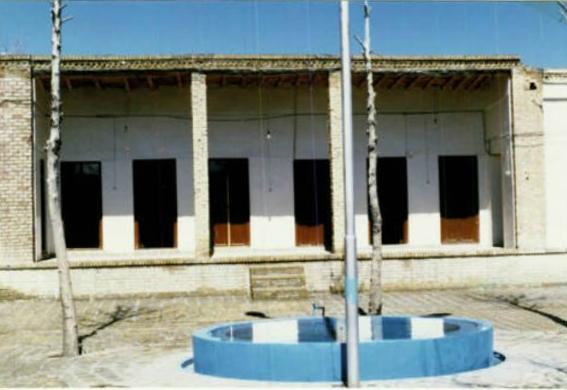 خانه حضرت امام خمینی (ره) – مرکزی