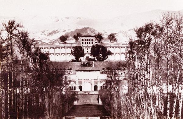 تاریخچه زندان قصر تهران