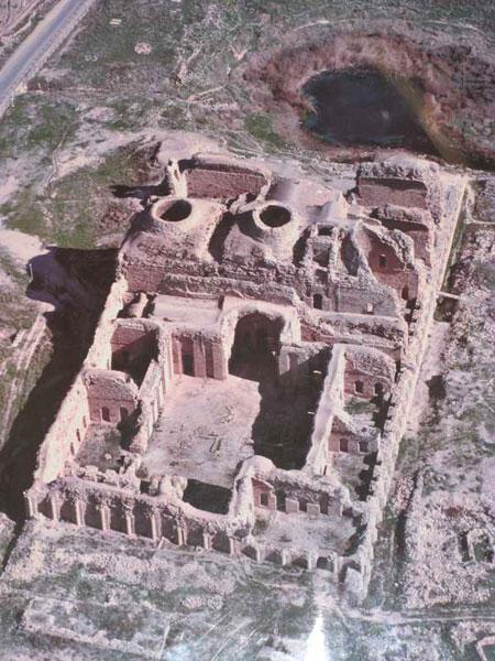 شهر باستانی گور فارس