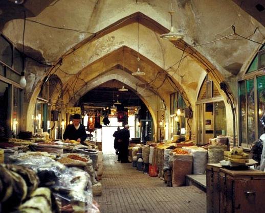مجموعه بازارهای قدیمی همدان