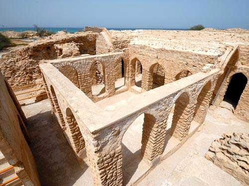 شهر تاریخی حریره هرمزگان