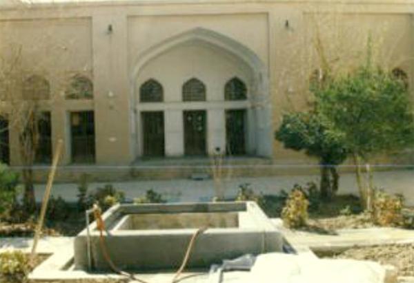 خانه استاد جلالالدین همایی- اصفهان