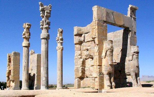 تخت جمشید فارس