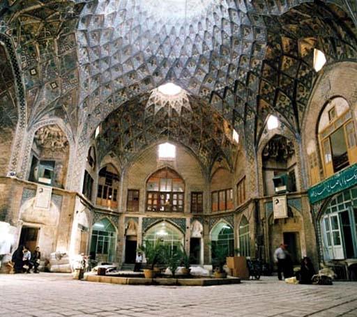 بازار کاشان اصفهان