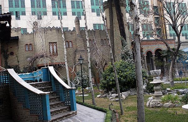 خانه مقدم – تهران