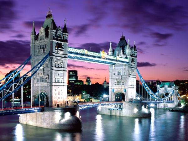 شهر  لندن بریتانیا
