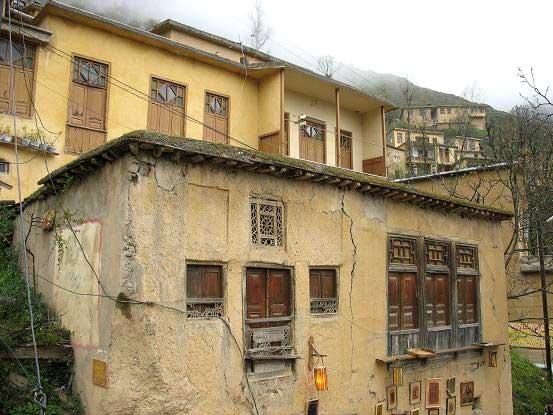 شهر تاریخی ماسوله گیلان
