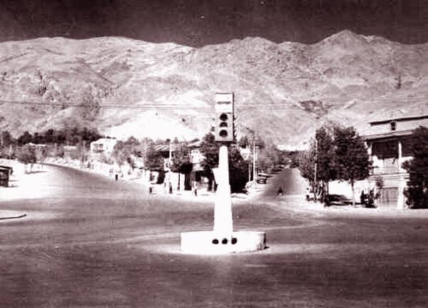 تاریخچه خیابان ولیعصر تهران