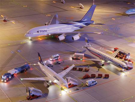 نخستین شهر توریستی، فرودگاهی کشور افتتاح می شود