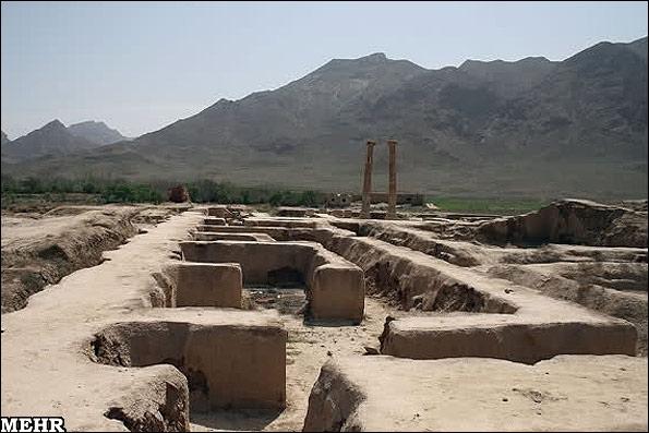شهر تاریخی نیمور مرکزی