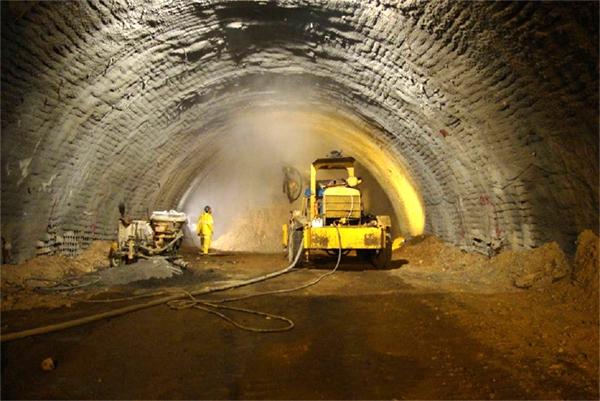 تونل نیایش تهران