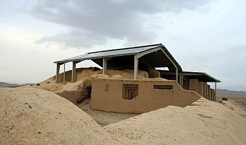 محوطه باستانی نوشیجان همدان