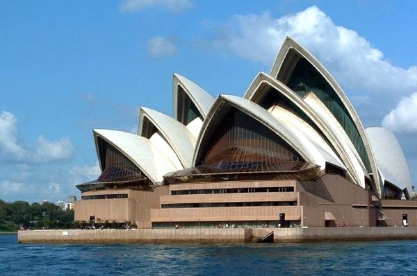 خانه اپرای سیدنی استرالیا