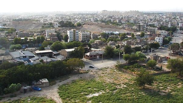 شهر باستانی ری تهران
