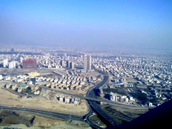برج بینالمللی تهران