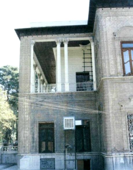 خانه تیمورتاش – تهران