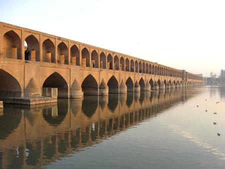 سی و سه پل – اصفهان