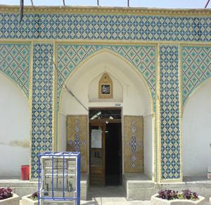 مسجد اتابکان چهارمحال و بختیاری
