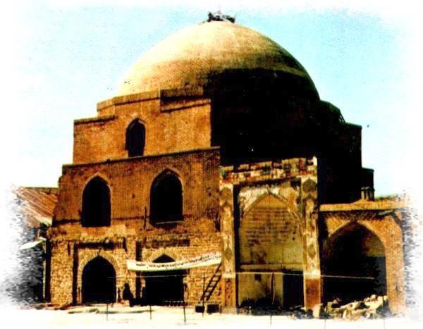 مسجد جامع ارومیه آذربایجان غربی