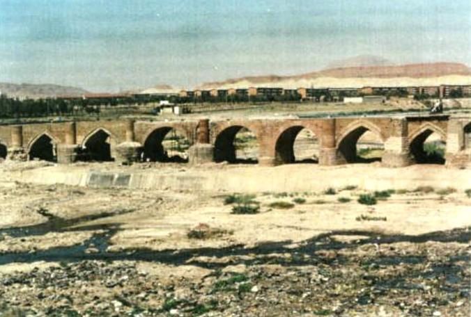 پل آجی چای – آذربایجان شرقی