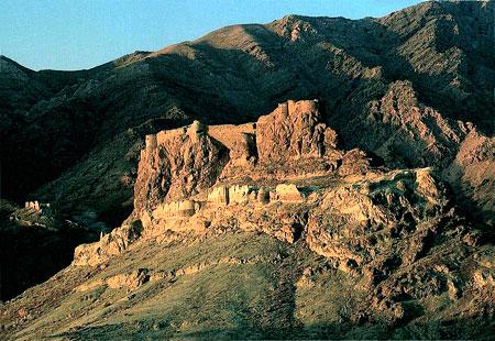 قلعه الموت – قزوین