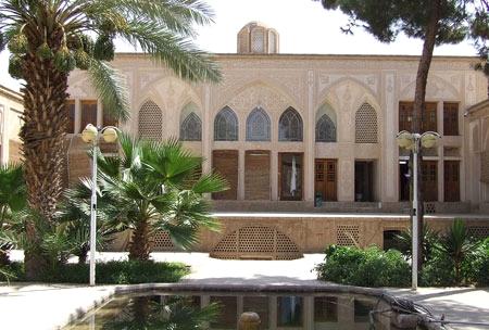 خانه آل یاسین کاشان – اصفهان
