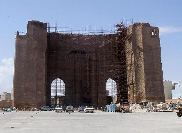 ارگ علیشاه آذربایجانشرقی