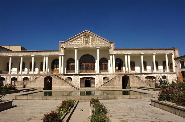 خانه امیر نظام گروسی – آذربایجانشرقی