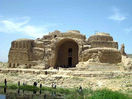 آتشکده اردشیر فارس