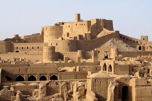 ارگ تاریخی بم کرمان