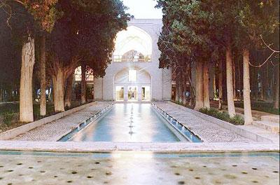 باغ فین اصفهان