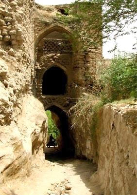 مجموعه باغ خان خوزستان