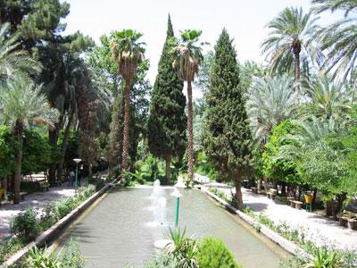 باغ گلشن یزد