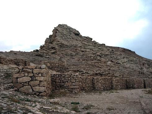 قلعه بسطام – آذربایجان غربی