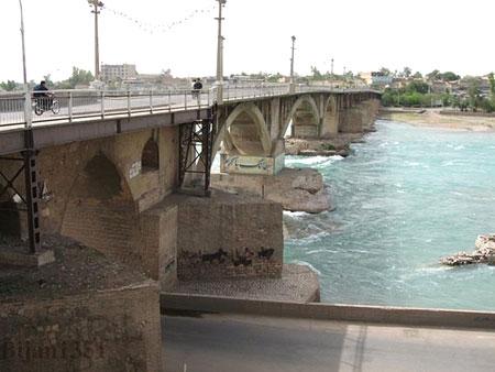 پل قدیمی دزفول – خوزستان
