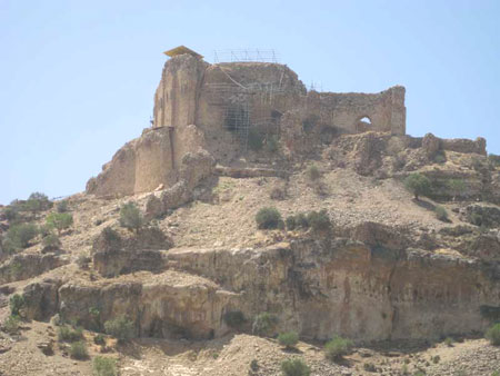 قلعه دختر – فارس