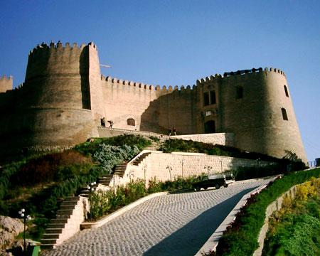 قلعه فلک الافلاک – لرستان