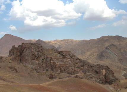 قلعه دختر – آذربایجانشرقی