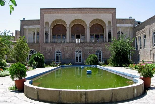 خانه گنجهایزاده – آذربایجانشرقی
