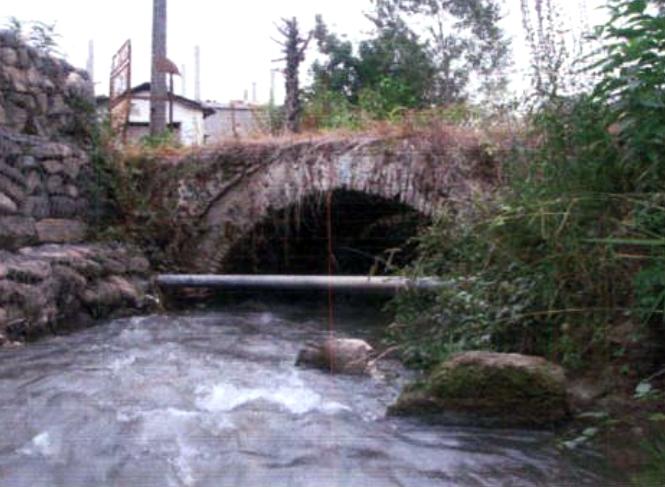 پل خشتی قلعه گردن – مازندران