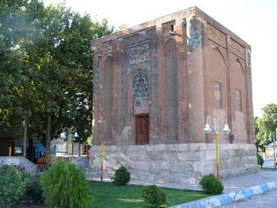 گنبد غفاریه آذربایجان شرقی