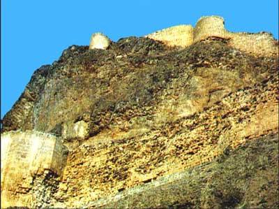قلعه قهقهه – اردبیل
