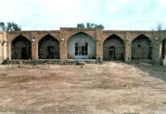 کاروانسرای قلعه شور اصفهان