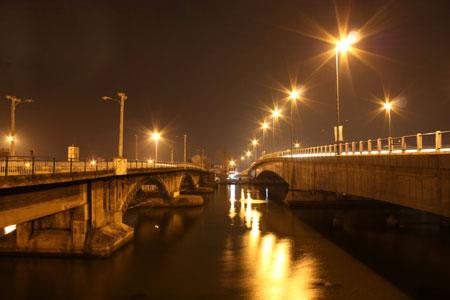 پلهای غازیان و میان پشته – گیلان