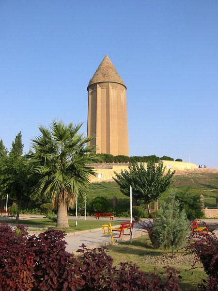 برج قابوس – گلستان